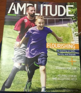 Amplitude Magazine - Powerful, Practical, and Positive Living with Limb Loss