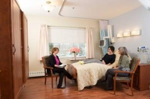 Manchester Manor - A state of the art post hospital rehab facility