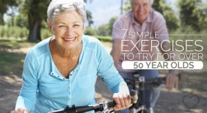7 Simple Exercises for 50 Year Olds