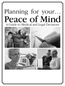 Planning for Peace of Mind