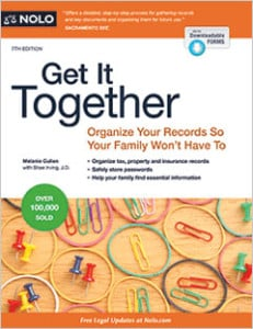 Get It Together- Organizing Your Records