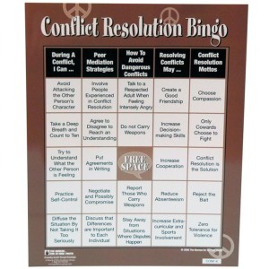 Various Ways to Handle Conflict