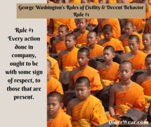 Rules of Civility & Decency