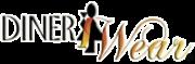 DinerWear Adult Bib Dining Scarf Logo